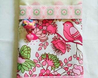 Self stitched pouch / key Pocket