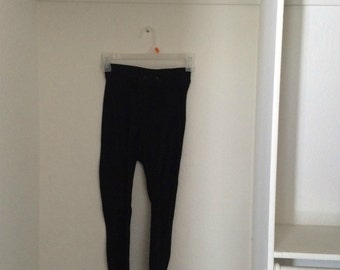 Black Riding Pant size XS