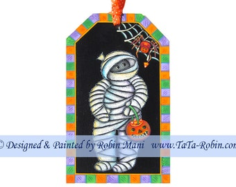 289 All Wrapped Up! Decorative Painting Pattern