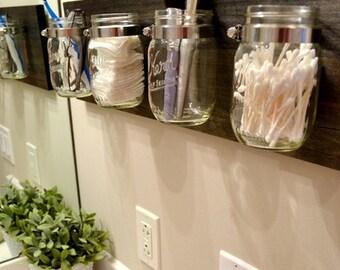 Storage jar pannel