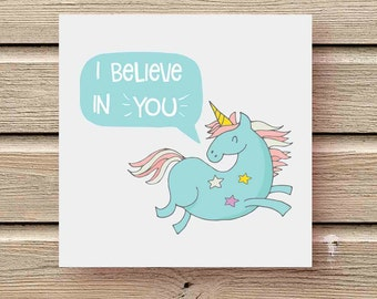 Unicorn cards - variety of designs