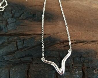 Migration necklace