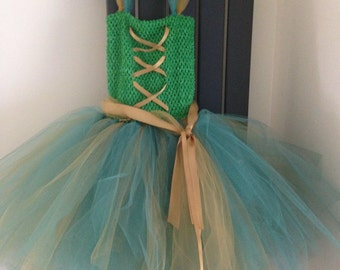 Brave inspired tutu dress