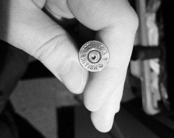 2 off Inert .303 Brass Bullet Casing
