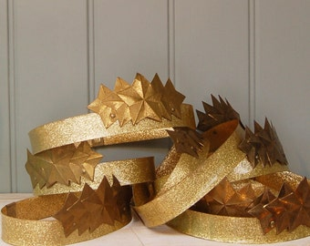 French Vintage Church Crowns