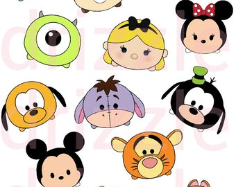 Clip Art Kawaii Clipart kawaii clipart etsy disney tsum stickers printable stickers
