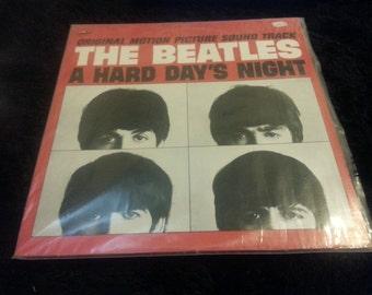 1960's Beatle vinyl album-VINTAGE.