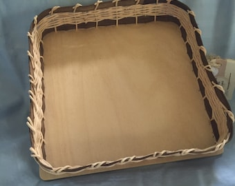 Square basket/tray