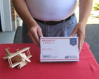Wood Bi-Plane Kit