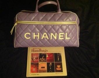 Vintage Chanel Runway Handbag