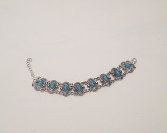 Women's alloy bracelet