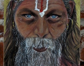 The Sadhu Man