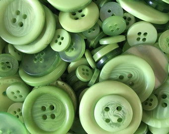 100g of Green Buttons