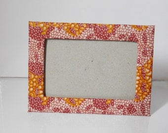 Ankara Picture Frame