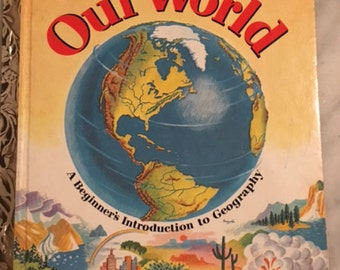 Our World Little Golden Book A Edition