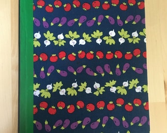 Vegetable composition book
