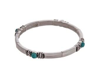 Tuquoise Accent Bracelet