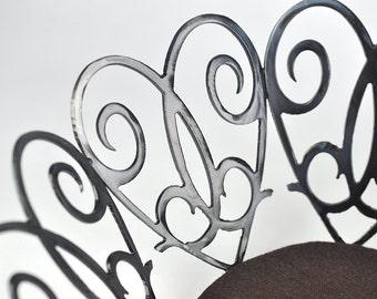 Heart Decorative Basket