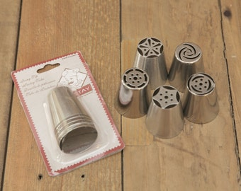 Set of 5 Russian Sockets