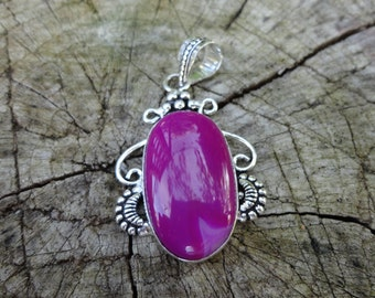 "promo 20% pendant ""agate collection"" rose, Silver 925"