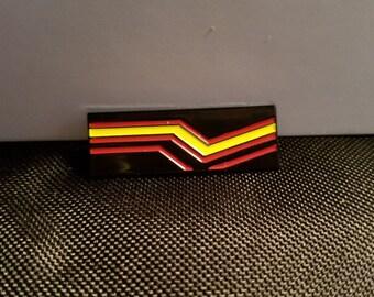 Rubber Pride Pin