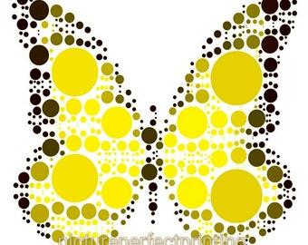 Butterfly Wordart