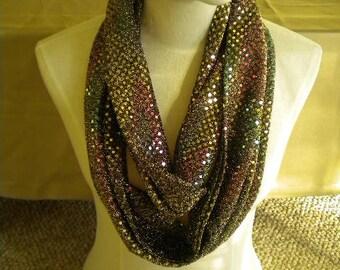 Rainbow Multi Fashion Scarf (Standard & Infinity)