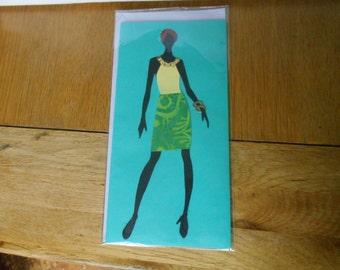 Ethnic Fashion card