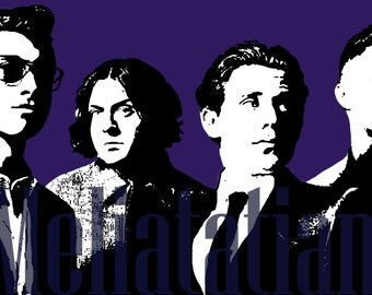 Arctic Monkeys Silhouette
