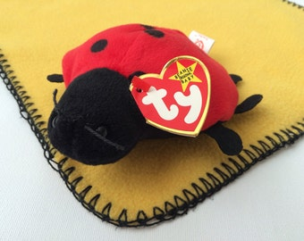 Lucky the Ladybug  Ty Beanie Baby Collection