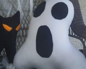 Halloween Ghost Pillow Decoration