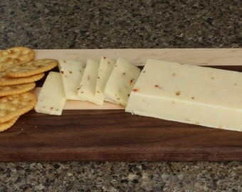 Gourmet Walnut and Hard Maple Cheese Board