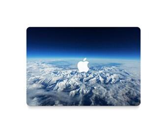 Macbook Decal Space, Space Decal, Space Laptop Decal, Space Macbook Pro Decal, Space Laptop Stickers, Space Laptop Skin, Earth Mac Skin