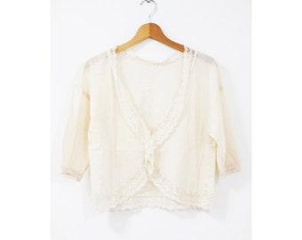 Lace blouse (0003) Cotton lace blouse Blouse Lace tops Cotton lace tops Lace Cotton