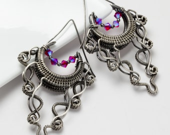 Antoinette Earrings Tutorial - PDF