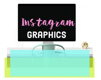 10 custom instagram graphics