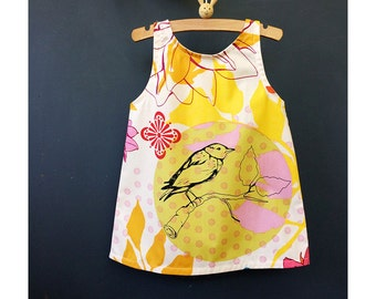 The Francie Dress - Size 2T - Limited Edition - Ready to Ship