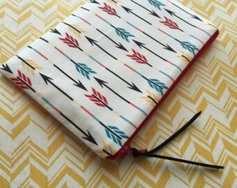 Arrows - Zipper Pouch, Pouch, Change Purse, Makeup bag