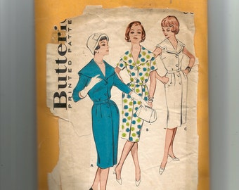 Butterick Misses' and Women's Step - In Dress  Pattern 9305
