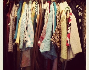 Vintage Clothing / Random / Surprise / Great deal