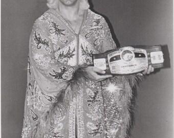 Professional Quality Rick Flair 8x10 black & white