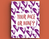 Valentine PDF for Runners