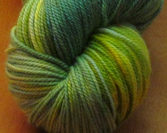 Lucky Charms Sport Weight Naturally Dyed Yarn 15-4