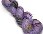 Lucky Leprechaun Fingering Weight - Purple