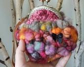 Handmade lil' Purse No.5