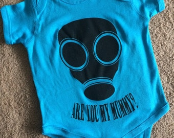 Are you my mummy? onesie