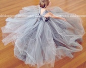 Flower Girl Dress RESERVED for Kerry RO