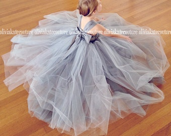 Custom Flower Girl Dresses RESERVED for Myranda
