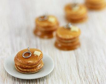 Buttermilk Pancake Charm / Pendant