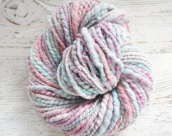 Merino Bulky Handspun Yarn, Hand Spun Yarn